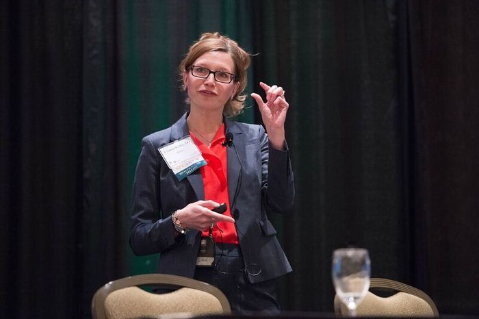 Ohio ACOFP President Cynthia S. Kelley DO